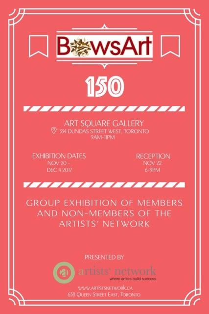 BowsArt150-poster