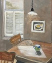 Morning Light and My Van Gogh Mug / Oil on canvas / 24 in. x 20 in. (SOLD)